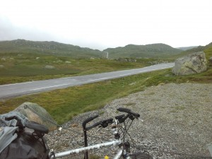 Between Rysstad and Suleskard