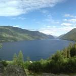 Wieder beim Telemarkkanal - vor Dalen