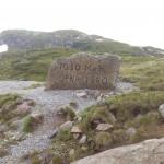 Auf dem Weg nach Suleskard - am höchsten Punkt