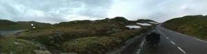 Auf dem Fjell vor Suleskard