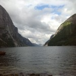Beim Lysefjord
