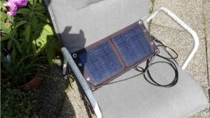 7W Solarzelle