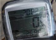 26,98 km bei einer Durchschnittsgeschwindigkeit von 20,82 km/h